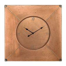 Copper Frame Clock