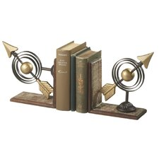 Orb Book Ends (Set of 2)