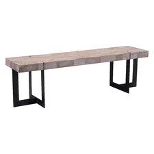 Nicollet Wood Kitchen Bench