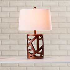 Industrial table lamps wayfair for Lamp shades austin