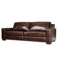 Lemon Grove Leather Sofa