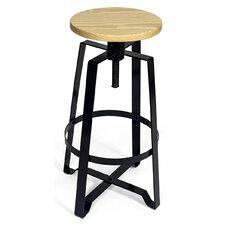 Vineland Adjustable Height Swivel Bar Stool