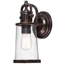 Lonepine 1 Light Outdoor Wall Lantern