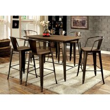 Reedley 7 Piece Counter Height Pub Set