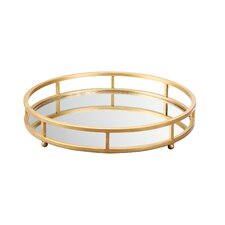 Round Grid Tray (Set of 2)