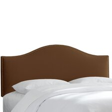 Cyd Nail Button Upholstered Headboard