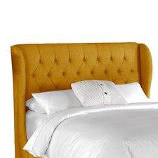 Handley Linen Diamond Upholstered Headboard