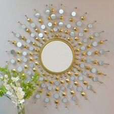 Framlingham Round Sunburst Frame Mirror