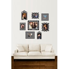 Deborah Picture Frame Wall Decal
