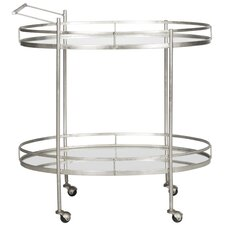Dante Bar Serving Cart