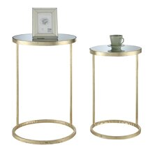 Halstead 2 Piece End Table Set