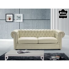 Russell Leather Sofa