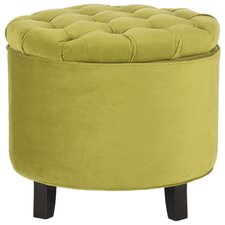 Grover Tufted Storage Ottoman