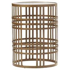 Riley Large Barrel End Table