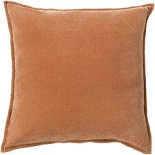 Askern Smooth Velvet Cotton Throw Pillow