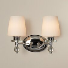 Duke 2 Light Bath Vanity Light