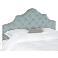 Lily Pond Upholstered Headboard