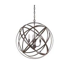 Gaia 4 Light Pendant