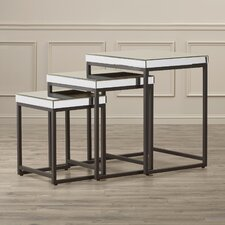 Liers 3 Piece Nesting Table Set