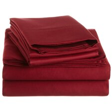 Bishop's Castle 1500 Thread Count 100% Cotton Sheet Set