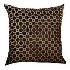 Alton Geometric Velvet Throw Pillow