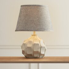 "Barnet 13"" H Table Lamp with Empire Shade"