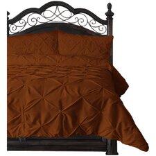 Vesqueville Pinch Pleat Comforter Set