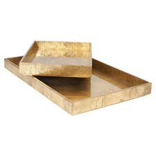 Lacquer Rectangle Tray