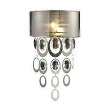 Hiser 1 Light Wall Sconce