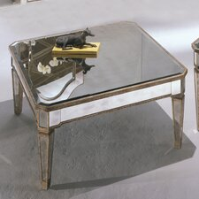 Sandbach  Mirrored Coffee Table