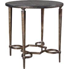 Rollegem Metal End Table