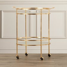 Lavinia Bar Serving Cart