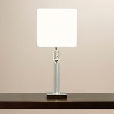 """Villance 19"""" H Table Lamp with Square Shade"""