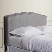 Clocher Upholstered Panel Headboard