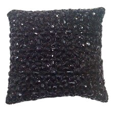 Aylesbury Jewel Beads and SIlk Dupioni Lumbar Pillow