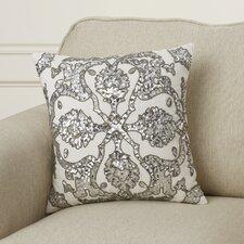 Forest Park Dawn Cotton Throw Pillow