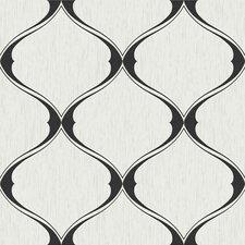 Olsene 33' x 20'' Trellis 3D Embossed Wallpaper