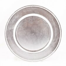 """Olen 13"""" Charger Plate (Set of 4)"""