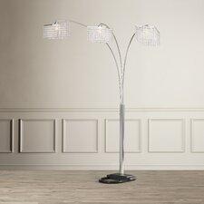 """Alena 97"""" Arched Floor Lamp"""