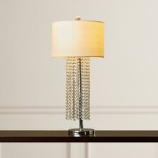 "Fontenoy 31"" H Table Lamp with Drum Shade"