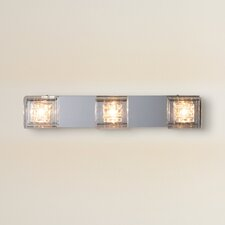 Flynn 3 Light Bath Vanity Light