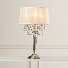 "Beccles 29.5"" H Table Lamp with Drum Shade"