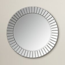 Laine Frameless Beveled Wall Mirror