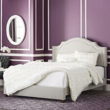 Dominic Upholstered Panel Bed