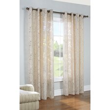 Sutton Coldfield Sheer Single Curtain Panel