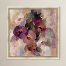 French Bouquet Framed Painting Print