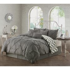 Germain 7 Piece Reversible Comforter Set