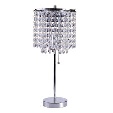 "Avins Decorative Glam 20.25"" H Table Lamp"