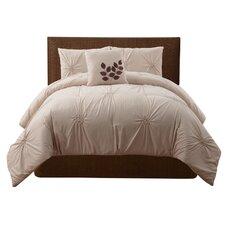 Dilsen 4 Piece Comforter Set
