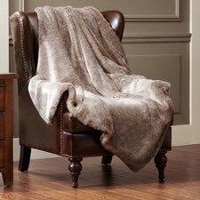 Walcourt Faux Fur Throw Blanket